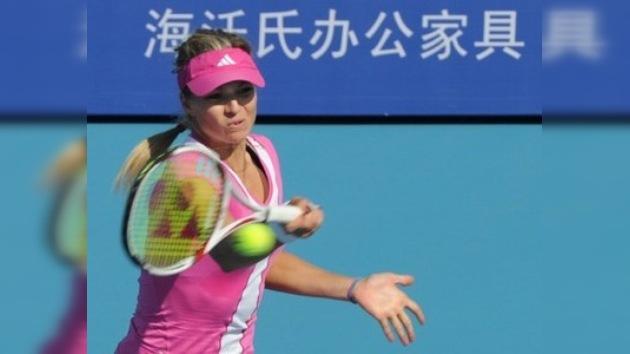 Kirilenko y Pavliuchénkova avanzan a cuartos de final en Pekín