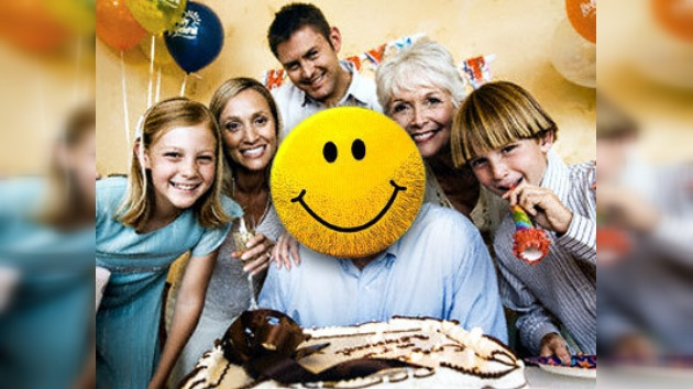 El 'smiley' cumple hoy 28 años :-)