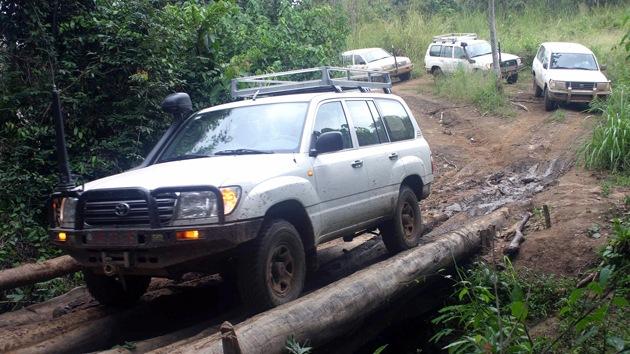 Encuentran en el Congo un territorio no explorado del tamaño de Inglaterra