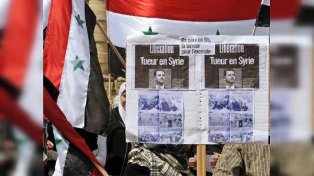 Los medios occidentales están al servicio de los intereses geopolíticos en Siria