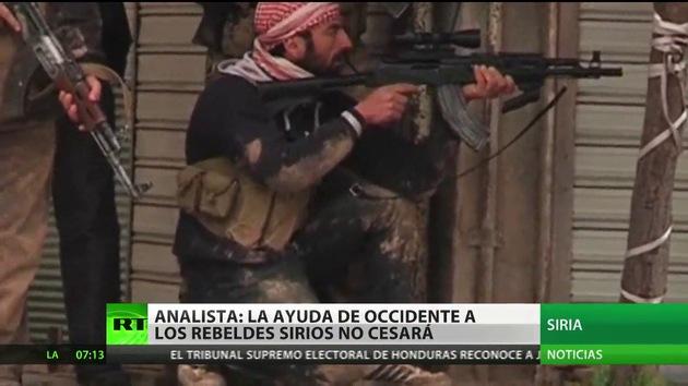 Rusia pide que Occidente presione para que los rebeldes sirios asistan a Ginebra 2