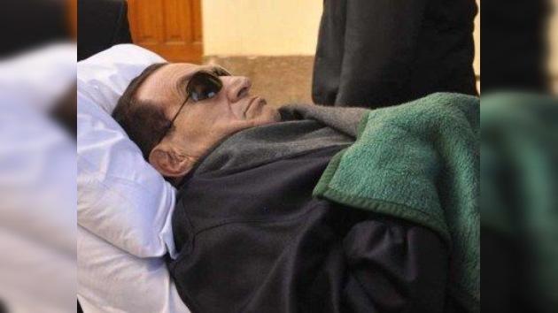 Hosni Mubarak pide a los líderes mundiales que salven su vida