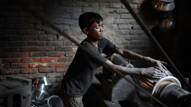 Infancia rota: hay 3 millones de niños trabajadores en México
