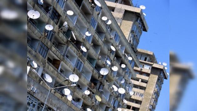 Las cadenas de televisión de los países de la CEI podrán emitir en Rusia