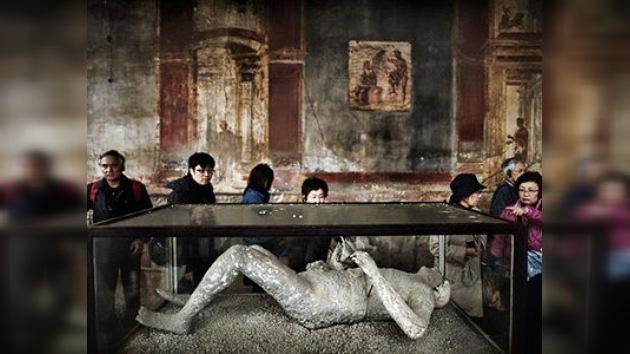 Italia pone en marcha el proyecto de restauración de la antigua ciudad de Pompeya
