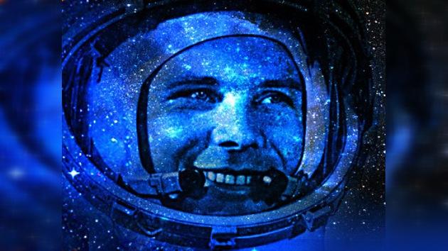 Hace 42 años Yuri Gagarin partió en su último vuelo