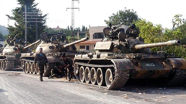 Opinión: Por qué EE.UU. no se atreverá a atacar Siria