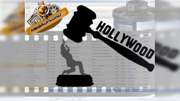 Hollywood quiere los datos de usuarios de Megaupload para demandarlos