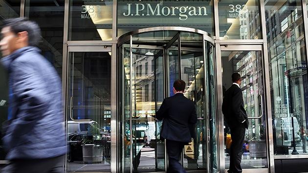 JP Morgan pagará a EE.UU. 13.000 millones de dólares por la estafa hipotecaria