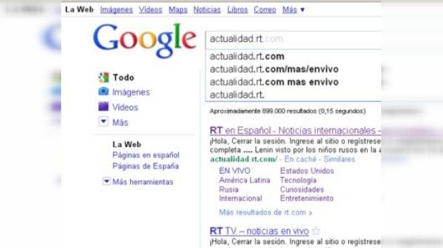 Google presenta su nueva búsqueda instantánea