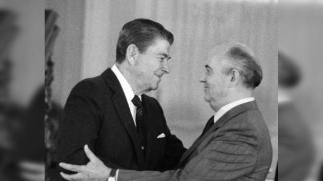 Hace 100 años nacía Ronald Reagan, el luchador contra 'El imperio del Mal'