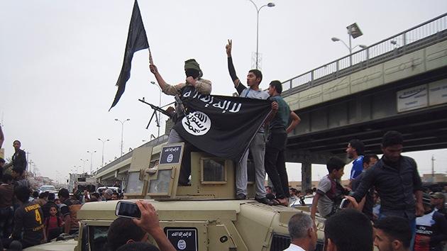 El Estado Islámico abre un 'cine' al aire libre para mostrar sus ejecuciones