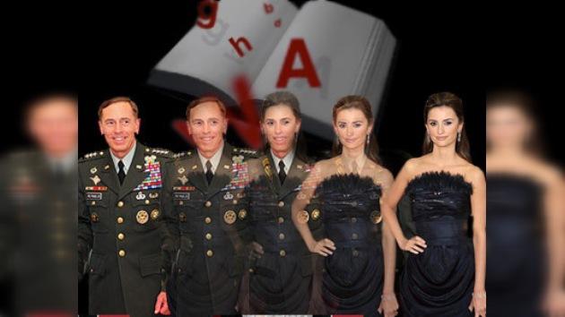 Traductor de Saakashvili confunde al general de la OTAN con Penélope Cruz