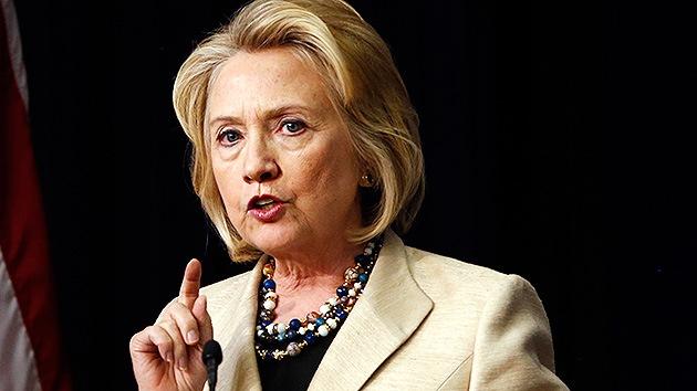 ¿Conspira Hillary Clinton contra Obama?