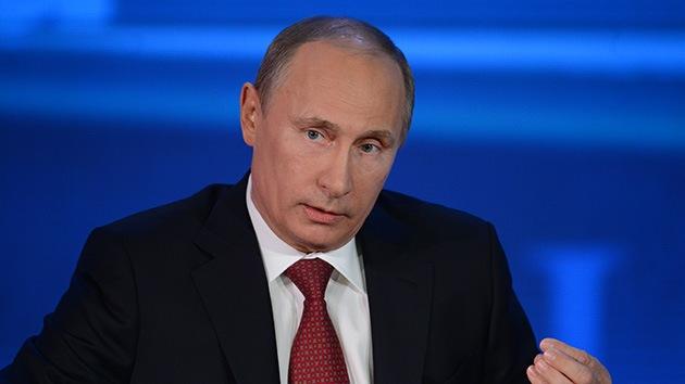Путин призвал изымать имущество у коррупционеров
