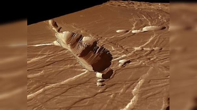 Marte, más habitable que la Tierra... bajo la superficie
