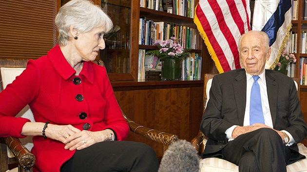 """Shimon Peres: """"Obama no permitirá que Irán obtenga armas nucleares"""""""