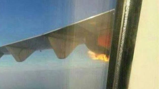 Nuevo accidente aéreo en Malasia: se incendia un avión en pleno vuelo