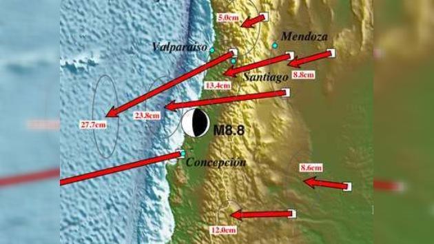 El terremoto de Chile contribuirá a la comprensión de los procesos sísmicos