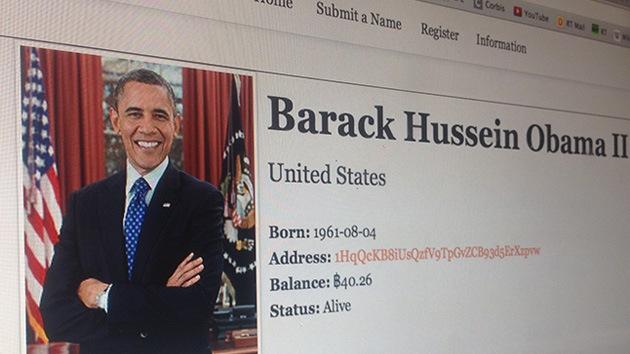 En el mercado negro de internet buscan a gente para asesinar a Obama y otros líderes