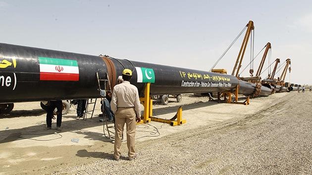 Irán aumentará las exportaciones de gas a países vecinos