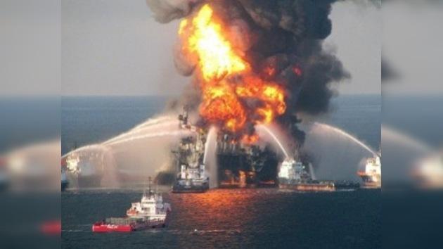 BP revela las causas de la explosión en la plataforma del golfo de México