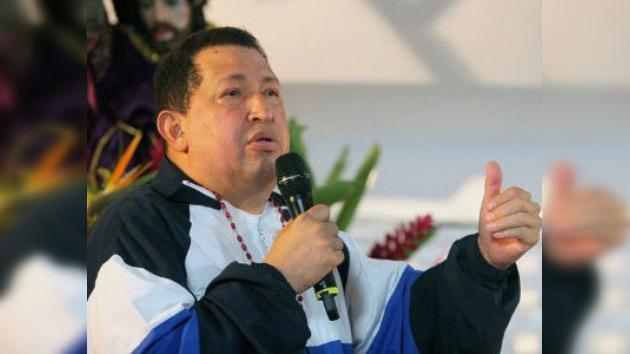 Mandatario venezolano pide a Cristo más vida para luchar por su pueblo