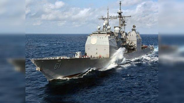 Moscú protesta la entrada en el mar Negro de un buque de EE. UU. con tecnología antimisil
