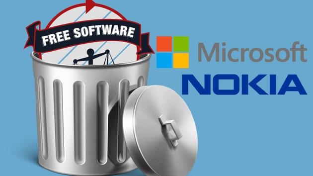 Grandes empresas, con Microsoft al frente, buscan restringir el software libre