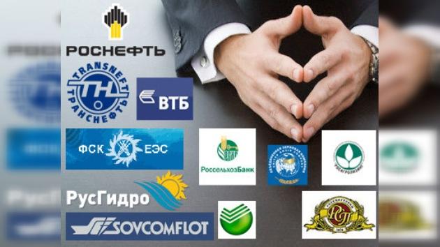 Rusia afronta privatizaciones por valor de 29.000 millones de dólares
