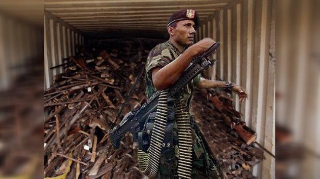 Perú pide a Europa limitar la venta de armas a Latinoamérica