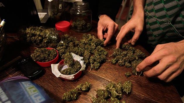 Uruguay planea tratar con marihuana a los reclusos drogadictos