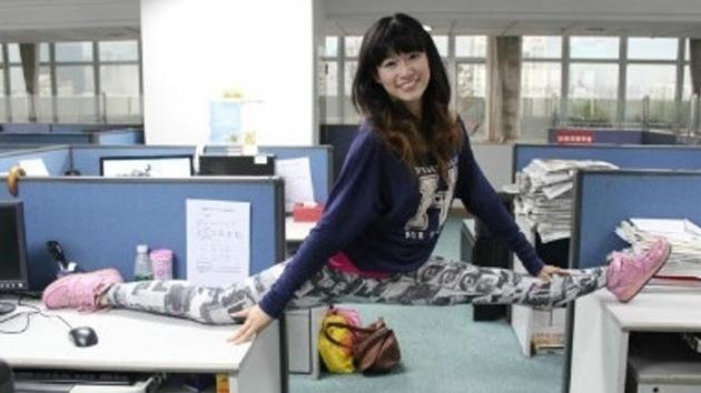 'Splanking', una moda china de abrirse de piernas para la foto