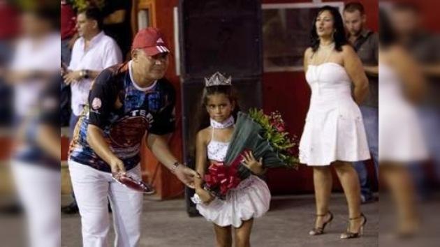 Justicia decidirá si una niña puede ser reina del carnaval en Brasil
