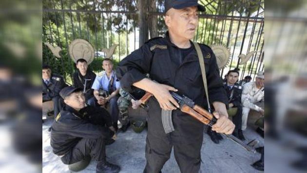 Gobierno interino retoma control del sur de Kirguistán