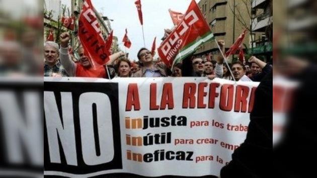 """El gabinete de Rajoy presenta presupuestos con ajustes """"drásticos"""""""