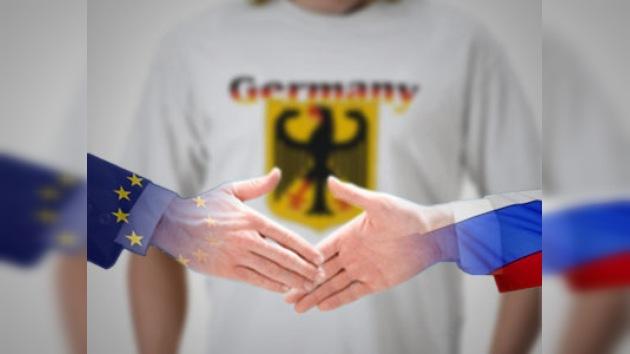 Alemania está dispuesta a intermediar entre Rusia y la UE