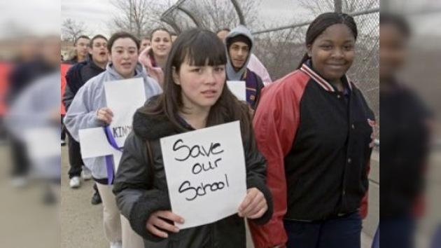 ¿La preferencia por escuelas públicas debilita la educación en EE. UU.?