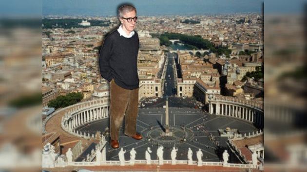 Woody Allen rodará su próxima película en Roma