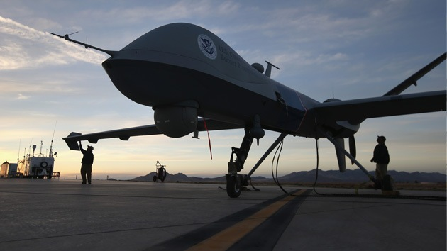 Luz verde: EE.UU. suministrará a Alemania varios drones de combate