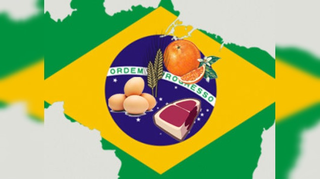 Brasil aumenta la financiación del sector agrícola agricultura