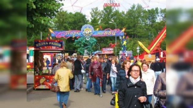 Moscú celebra su aniversario con una feria y exposiciones