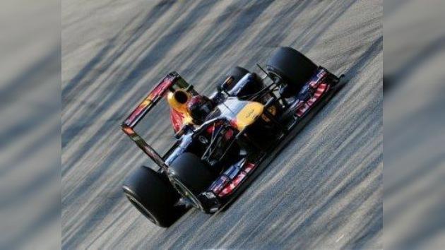 Vettel gana en Italia y puede alcanzar el título en la siguiente carrera