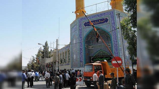 Dos explosiones dejan al menos 20 muertos en Zahedán, Irán