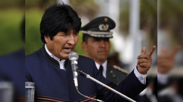 Evo Morales culpa a las telenovelas del alto índice de divorcios en Bolivia