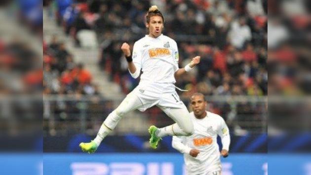 El Santos de Neymar ya espera a su rival en la final del Mundial de Clubes