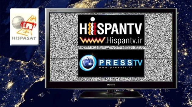 Irán demandará a España por la suspensión de la emisión de los canales iraníes
