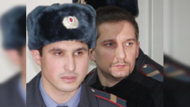 Ex mayor de la policía rusa pide diculpas por su minuto de furia
