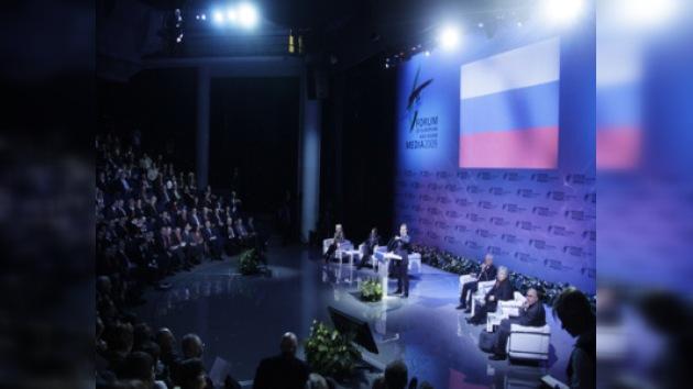 Dmitry Medvédev, a favor de suavizar las relaciones con Georgia
