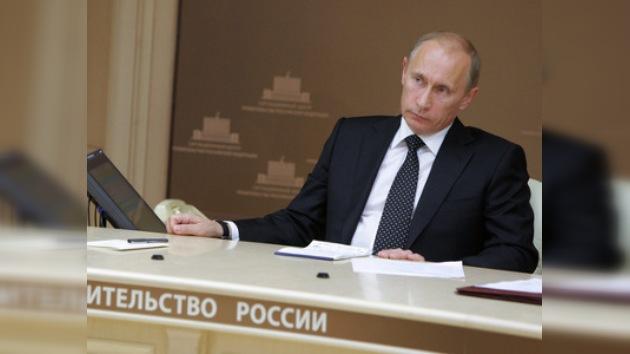 Putin demanda endurecer los requisitos mínimos del equipo técnico de minas